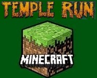 Minecraft Temple Run Online