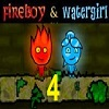 Friv.com Fireboy and Watergirl 4