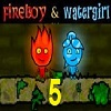 Friv.com Fireboy and Watergirl 5 Crystal Temple