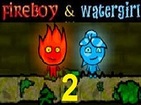 Fireboy and Watergirl 2 Friv.com