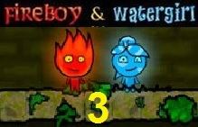 Fireboy and Watergirl 3 Friv.com
