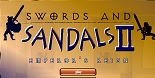 Swords and sandals 2 Friv.com
